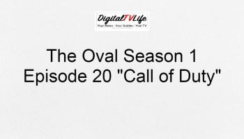 The Oval Season 1 Episode 20