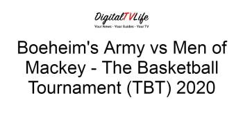 Boeheim's Army vs Men of Mackey