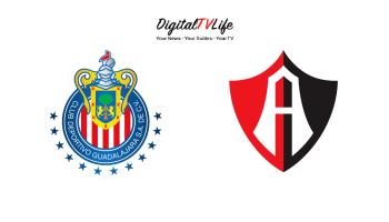 Chivas Guadalajara vs Atlas