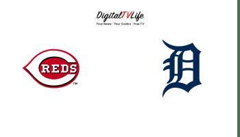 Cincinnati Reds vs Detroit Tigers