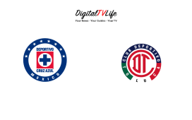 Cruz Azul and Toluca
