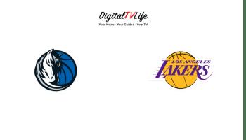 Dallas Mavericks vs Los Angeles Lakers