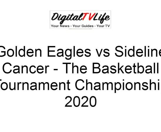 Golden Eagles vs Sideline Cancer