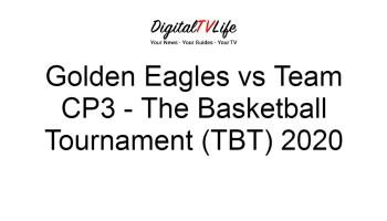 Golden Eagles vs Team CP3