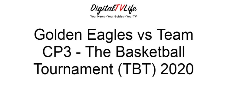 Golden Eagles vs Team CP3