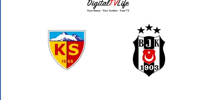 Kayserispor vs Besiktas