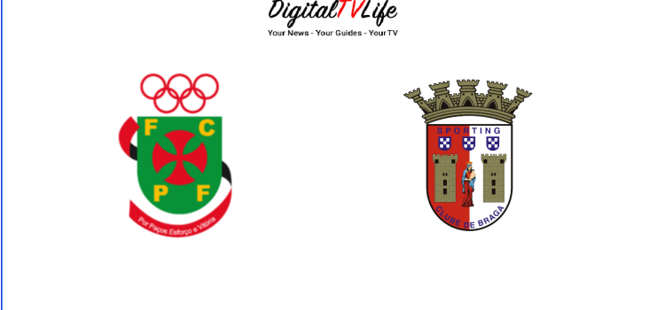 Pacos Ferreira vs Sporting Braga