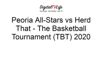 Peoria All-Stars vs Herd That
