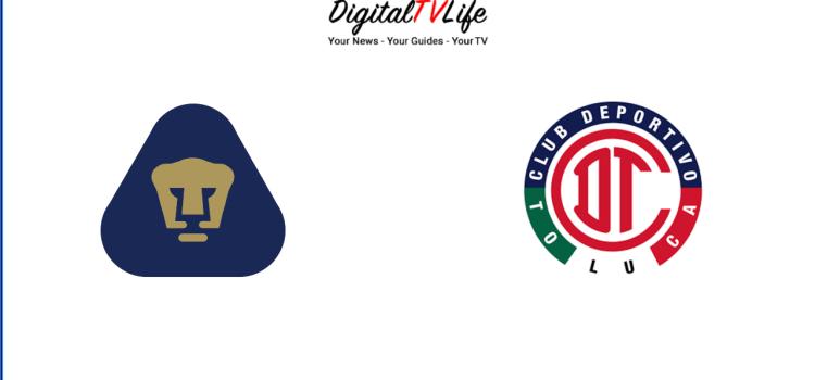Pumas UNAM vs Toluca
