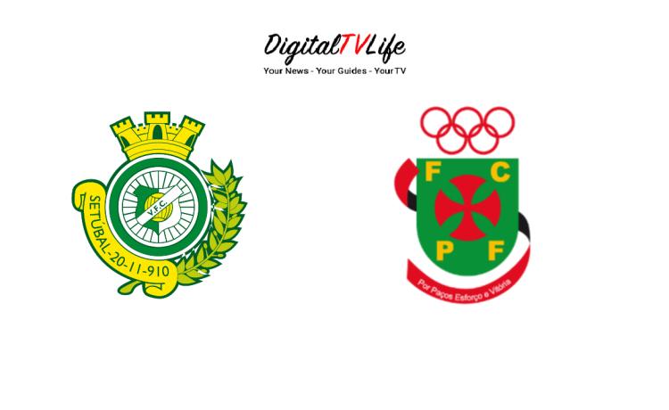 Vitoria FC vs Pacos Ferreira