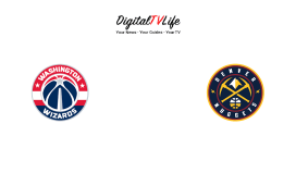 Washington Wizards vs Denver Nuggets