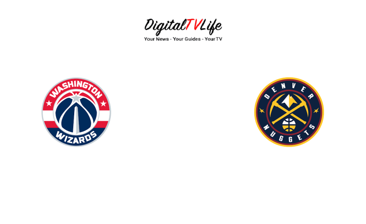 Washington Wizards vs Denver Nuggets