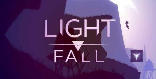 """Platformer """"Light Fall"""" Title"""