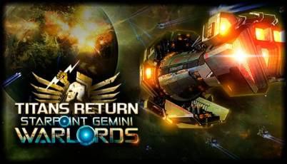 SGW Titans Return DLC Title
