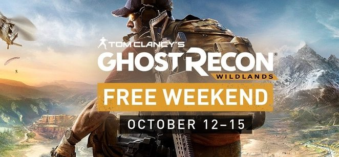 Tom Clancy's Ghost Recon Wildlands Free