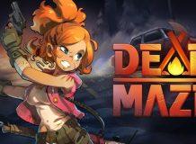 Dead Maze Zombie MMO Title
