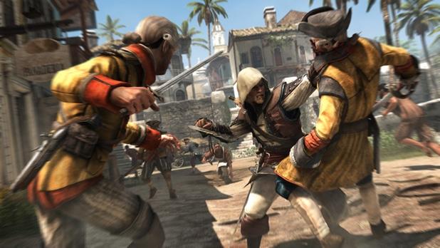 UbiSoft Celebrates The Holidays With Free Games Black Flag