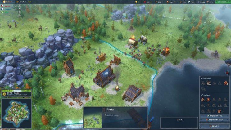 Northgard Viking Strategy Game ss1