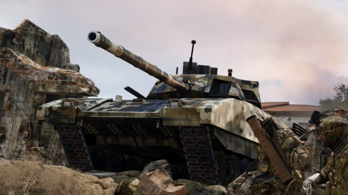 Arma 3 Tanks DLC ss2