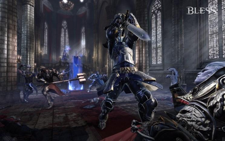 Bless Online MMORPG ss1