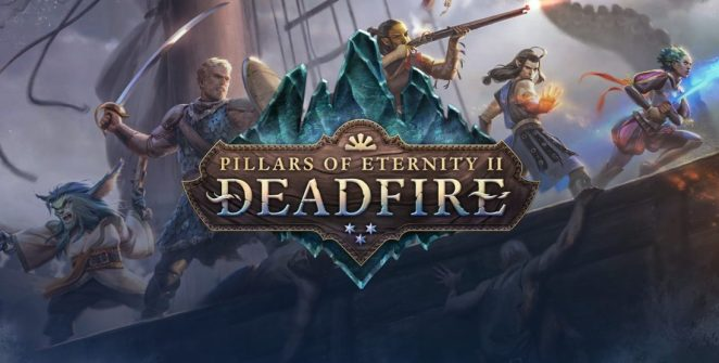 Pillars Of Eternity II: Deadfire Released Title