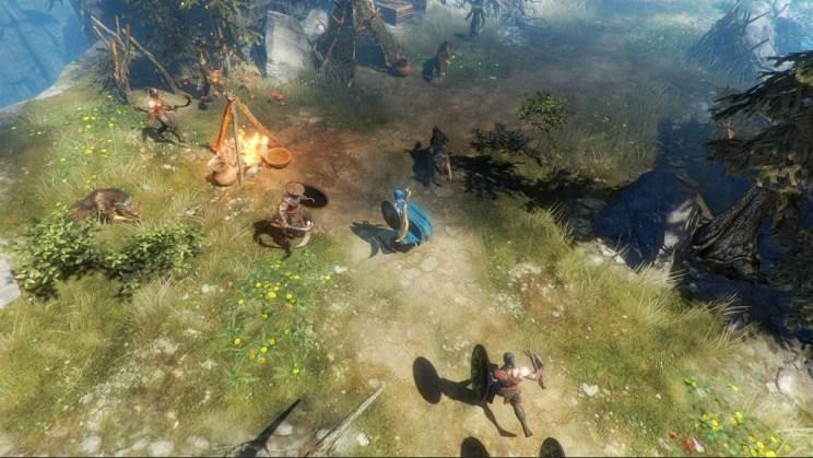 Shadows: Awakening Gameplay ss2