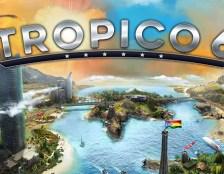 Tropico 6 Gameplay Title