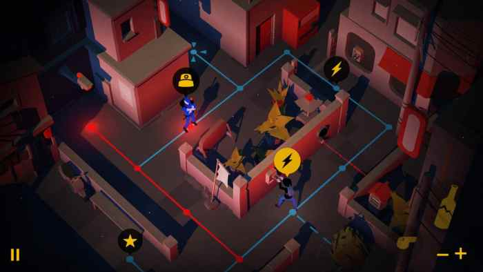 Vandals Turn-Based Puzzle Game ss1