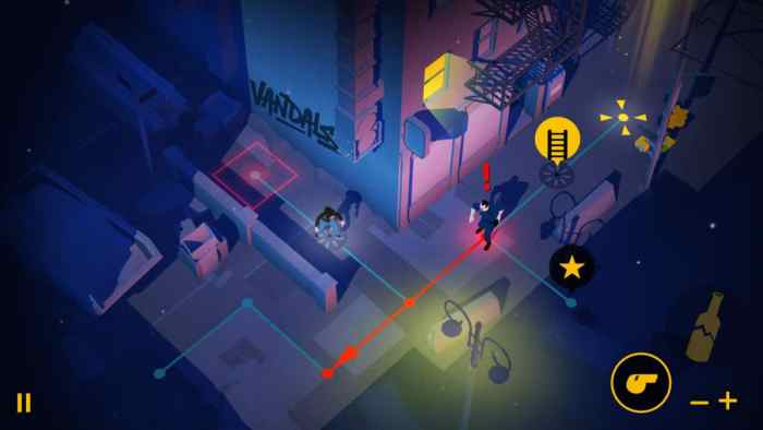 Vandals Turn-Based Puzzle Game ss2