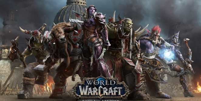 Battle For Azeroth Expansion Title