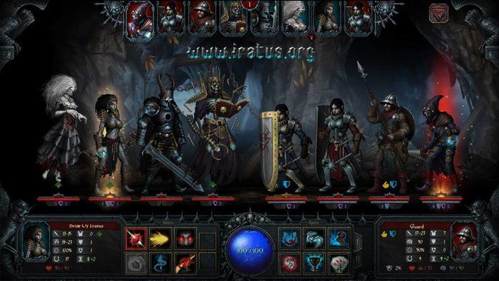 Iratus: Lord of the Dead Kickstarter ss1