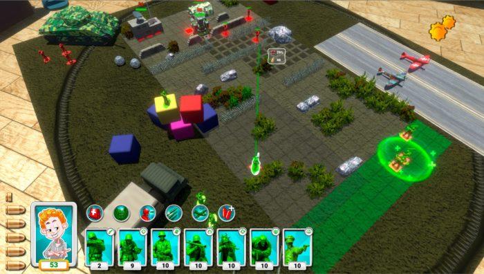 Toy Generals Open Beta ss2