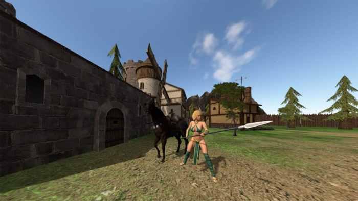 Wonfourn Medieval VR Adventure ss1