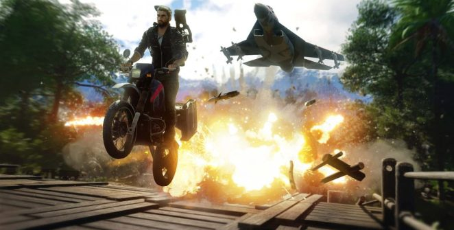Just Cause 4 Release Date Title