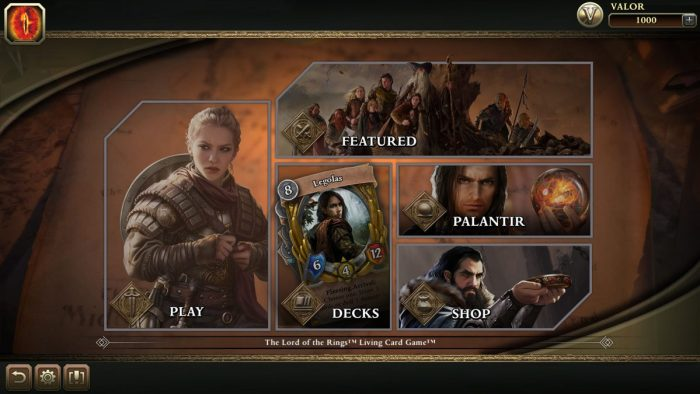 Lord of the Rings: Living Card Game ss3