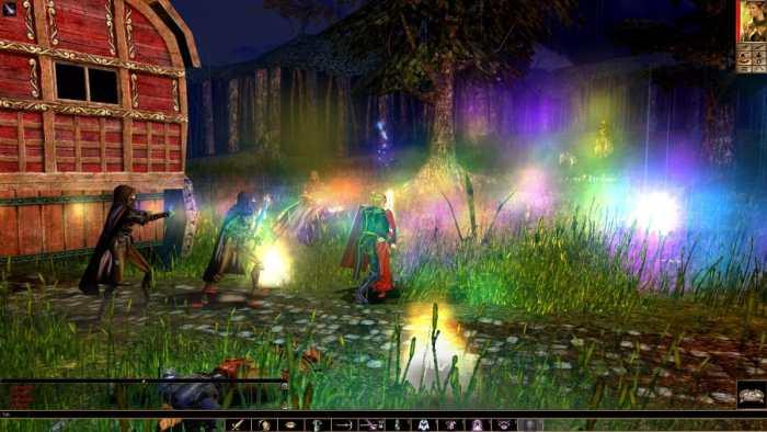 Neverwinter Nights: Darkness Over Daggerford ss2