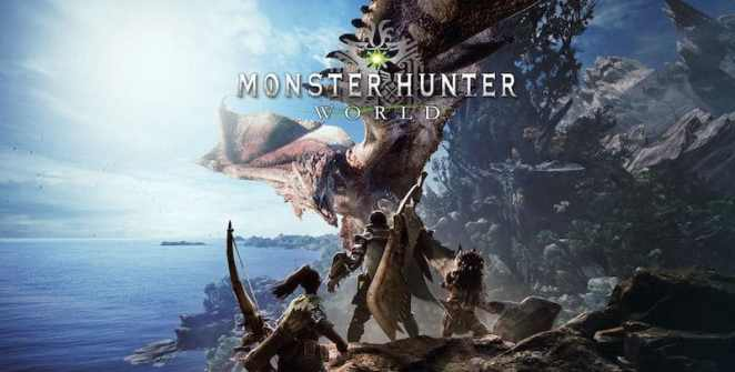 Monster Hunter World Coming To PC Title