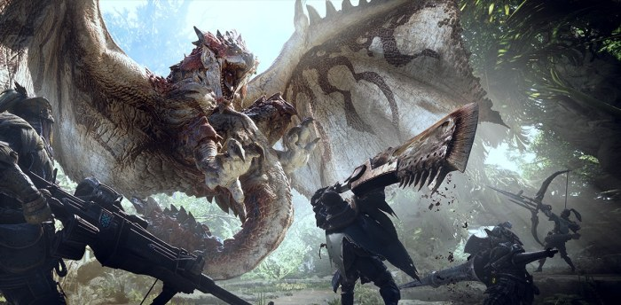 Monster Hunter World Coming To PC ss1