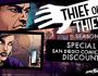 Robert Kirkman's Thief of Thieves Title
