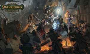 Pathfinder: Kingmaker released Title