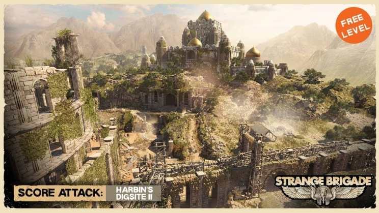 Strange Brigade Unveils New Content Harbens