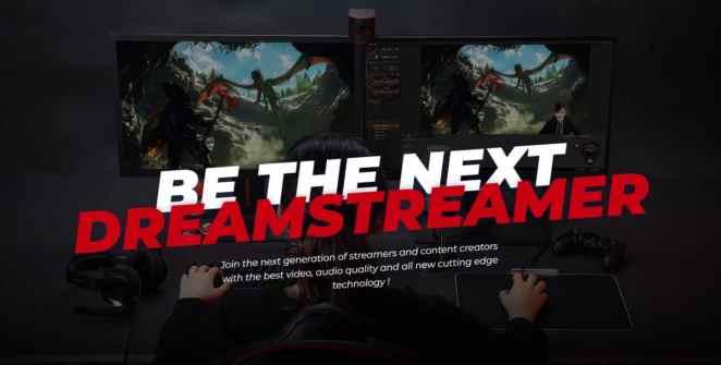 Dream Streamer 2018 Title