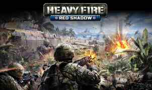 Heavy Fire: Red Shadow Title