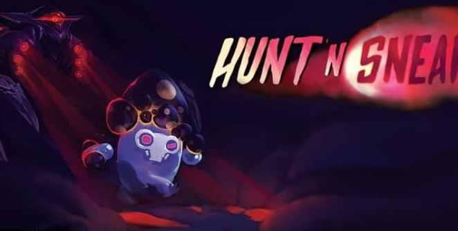 Hunt 'n Sneak Title