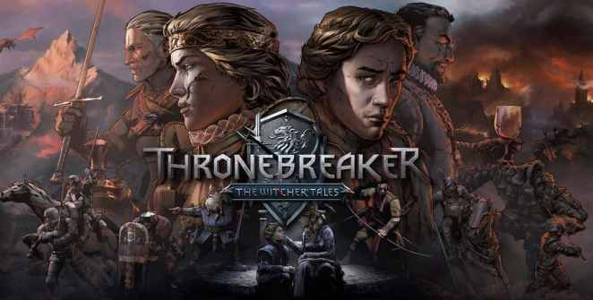 Thronebreaker: The Witcher Tales Title