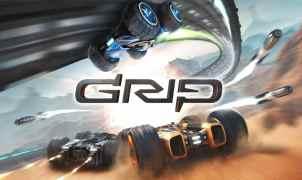 GRIP: Combat Racing Title
