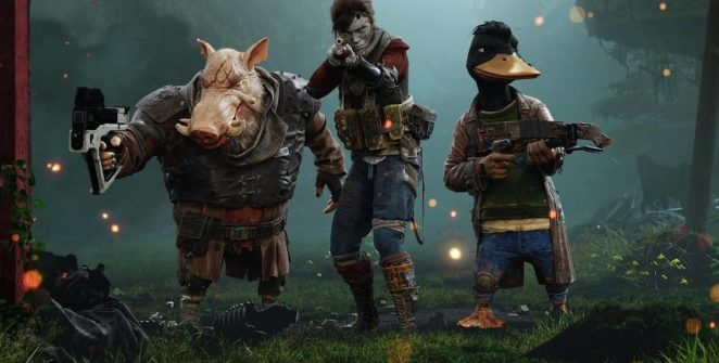 Mutant Year Zero Out Today Title