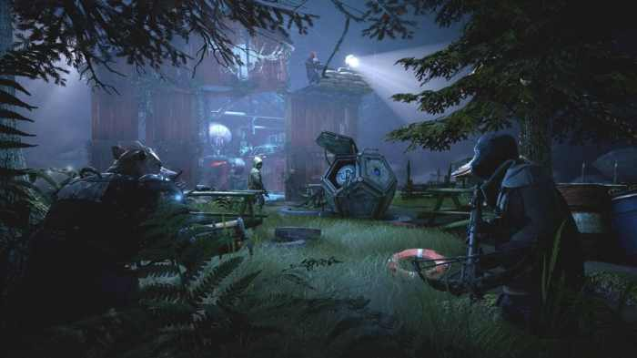 Mutant Year Zero Out Today ss1