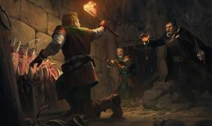 Pathfinder Kingmaker Varnhold's Lot DLC Title