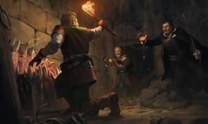 Pathfinder Kingmaker Varnhold's Lot DLC Title